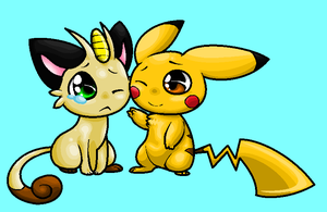 Just A Chibi Somthing :) by Weaselfrost