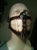 Biker Grin Mask by Skinz-N-Hydez