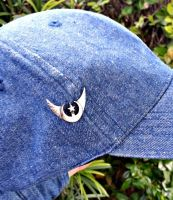 NLR Sterling Sliver Hatpin by ChaosDrop
