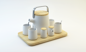 Modern Kitchen Accessories by cuberon