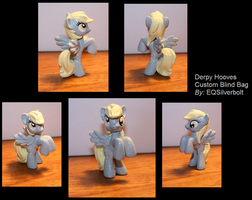 Derpy Hooves Custom Blind Bag by EQSilverbolt