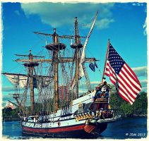 Replica Ship by JDM4CHRIST