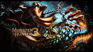 Moster Hunter 3 by Onbush