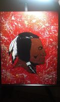 Redskins by Alvafox