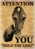 Kirrahe Needs You! by Melicamp