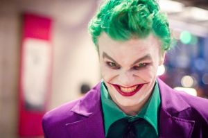 The Joker Cosplay by Egusi