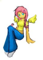 Fluttershy :D by james319