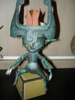 Midna Papercraft by BrunoPigh