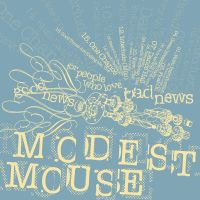 Modest Mouse Re-Design by shanelong