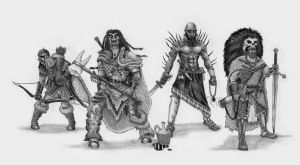 Band of misfits by Fernoll
