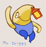 Mr drippy by burmalloo