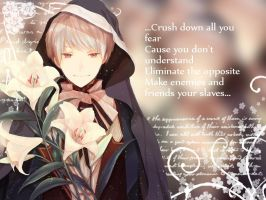 Prussia Wallpaper by MissCath