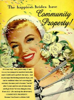 Community Property parody by Therese-B