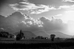In Basque Country by Anupthra