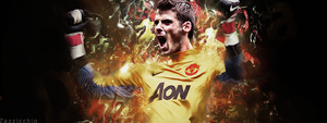 Sign DeGea MUFC by zazzicchio