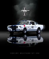 Mustang GT350 I by theCrow65