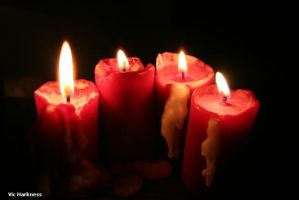 Candles 2 by Vic-The-Raccoon