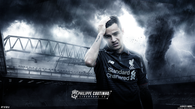 Philippe Coutinho Wallpaper 2016/17 by Abbes17