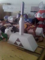 Master Sword by benneth0820