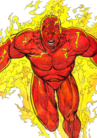 HumanTorch by jonian