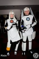 Co-op Bots 2 Portal 2 by TheLadyJuna