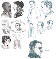 luther sketchdump by cj-ludd18