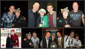 Me and the lads of Celtic Thunder by CTG22