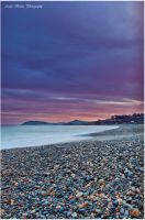Killiney beach by baarisa