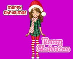 Merry Christmas by Ayleia-The-Kitty