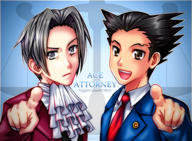 ACE ATTORNEY by NightComet