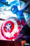 Captain Spiderman. A New Avenger. by Darayz