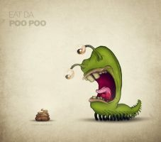 Eat da POO POO by anderton