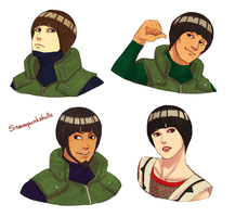 sensei bowl cut by steampunkskulls
