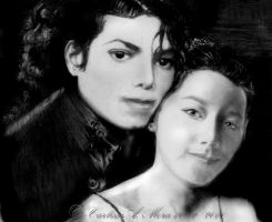 MJ With Fans - Magic by CezLeo