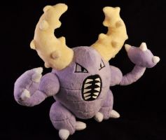 Shiny Pinsir by Lexiipantz