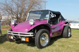 Bubble Gum Buggy by SwiftysGarage