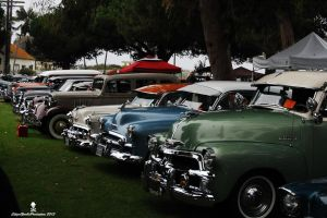 Car show line up by CZProductions