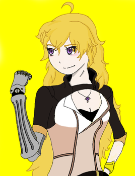 Yang Automail by nolmet