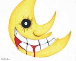 Souleater Moon =) by xLifeIsArt
