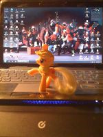 My very first My Little Pony by 8feet