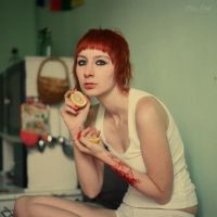 Requiem for Anorexia 4. by xdramatique