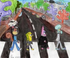 Krabby Road by Spongefifi