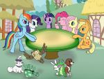 The Meeting by ELZZombie