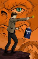 Doctor Who: 11th Doctor by JonWes