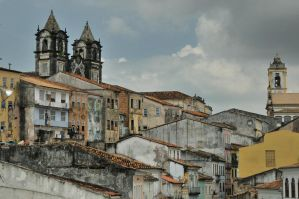Salvador, Brazil by somebody3121