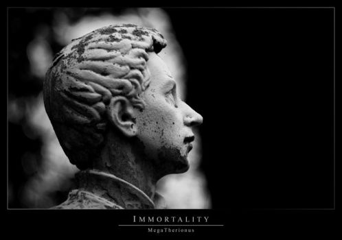 Immortality by MegaTherionus