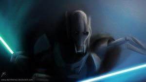 General Grievous by DarthTemoc
