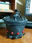 Dragon pot large by Electric-Rainbow93
