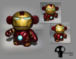 Iron man custom by PatrickL
