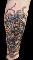 Murder of the King by Anderstattoo